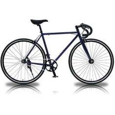 2017/10/27購入 TRAILER 700×23C型 ロードバイク 700C Chromoly Single Speed(ネイビー/520サイズ) TR-PS701-NV【2017年モデル】