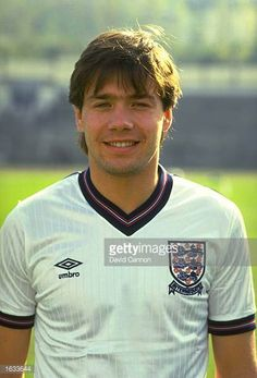 Portrait of Dean Coney of England before the World Cup qualifying match against Turkey in Turkey England won the match 80 Mandatory Credit David...