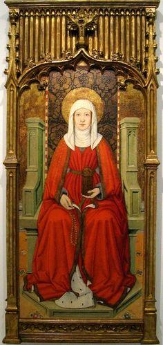 Maria Magdalena de Jaume Huguet