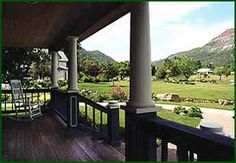 Prairie Spy Cottage - Apple Orchard Inn B Durango, CO - Can't wait to go; I mean, look at that view!