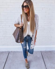 Hollie Woodward: Best basics all in one outfit 🙌🏼🙌🏼 Outfits Otoño, Spring Outfits, Casual Outfits, Fashion Outfits, Womens Fashion, Summer Outfit, Fasion, Trendy Fashion, Winter Outfits
