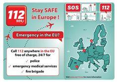 Emergencia en la Unión Europea