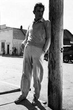 James Dean #blackandwhite