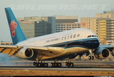 Airbus A380-841 - China Southern Airlines | Aviation Photo #2283469…