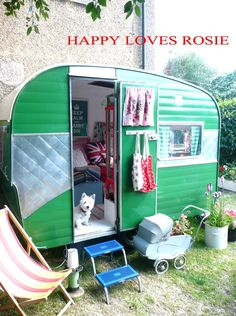Sweet vintage camper dreaming « Cornbreadandbeansquilting's Weblog