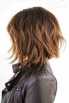 Elegant Black Short Hairstyle with Highlights Bob-Hairstyles.jpg