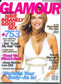 November 2002 cover with Molly Sims