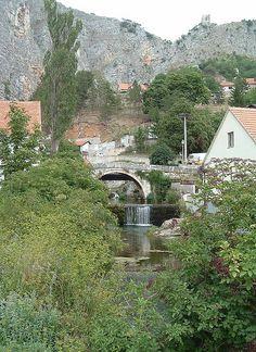 Old Bridge in Livno, via Flickr.