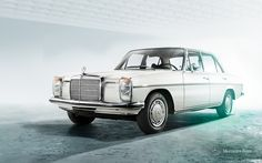 Mercedes-Benz 220D (W115) | by Auto Clasico