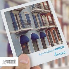 Eliminando l'unità esterna dagli edifici, UNICO® è la soluzione per la climatizzazione che preserva la bellezza delle nostre città.  E anche la splendida Ancona ringrazia!  #puntodivistaUNICO