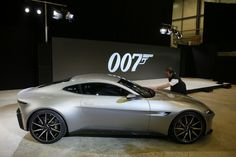 New James Bond Car Aston Martin DB10 Unveiled, Daniel Craig Gets To Drive The Beauty In 'Spectre' [SEE PHOTOS/VIDEO] - International Business Times