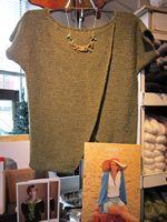 At Cynthia's yarn shop in Petosky, MI!   Shibui Silk Book...