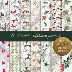 Excited to share this item from my #etsy shop: Christmas Marble digital paper, Christmas paper, Christmas background, marble paper, gold marble paper, watercolor christmas, deer paper Scrapbooking Digital, Branding, Gold Paper, Gold Marble, Christmas Background, Christmas Paper, Party Supplies, Art Projects, Card Making