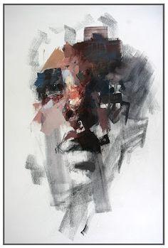 Jonny Burt: Ryan Hewett Painter: Screaming for Freedom
