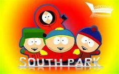 I love south park!!!!!!