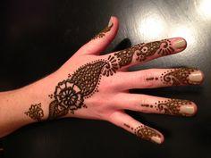 Henna top