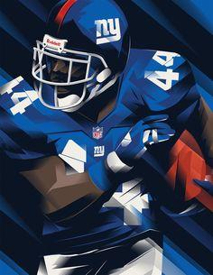 – Ahmad Bradshaw / New York Giants