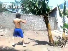 Traditional Muay Thai Training