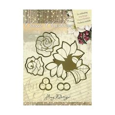 Found it at Blitsy - Find It Trading Amy Design Classic Christmas Die - Roses