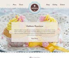 templates sites docerias - Pesquisa Google