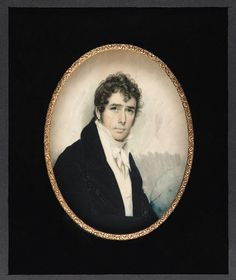 Joseph Wood: Self-Portrait (1993.283) | Heilbrunn Timeline of Art History | The Metropolitan Museum of Art