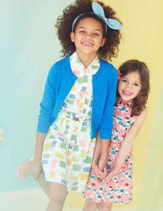 Fifties Shirt Dress - Mini Boden