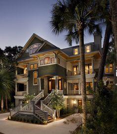 Beach home, err... mansion
