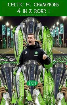4 IN A ROW HAIL HAIL