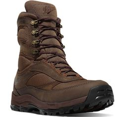 46224 Danner Men's High Ground 400 GTX Hunting Boots - Brown