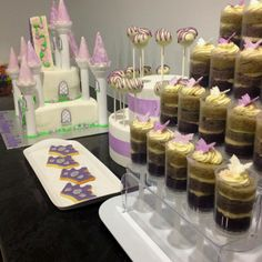 Purple princess party ideas
