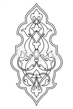stock-illustration-4739853-arabesque-damask.jpg (253×380)