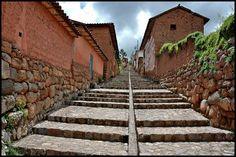 Chinchero - Inca Highway - Region Cusco -Peru - By Chio.S