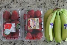 22 Secrets You Need To Know Before Shopping Aldi: Seriously My Favorite Place To Shop Right Now! Best Vegan Chili, Weight Loss Meal Plan, The Secret, Meal Planning, Strawberry, Banana, Meals, Don't Forget, Fruit