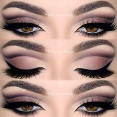 Eyeliner wings are the challenge for the most of us. But when you master this art, there will be no look you fail to recreate on your own!