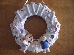 Porta Maternidade Família