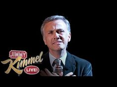 """And Now, Christoph Waltz With A Dramatic Interpretation Of The """"Sesame Street"""" Theme Song"""