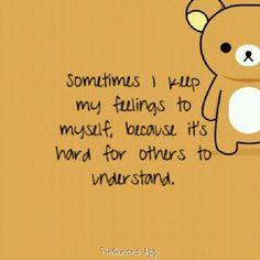 Feelings!!!:'(