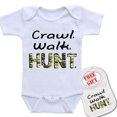 """/"""" Check out my six pack /"""" Custom Printed novelty boutique Romper bodysuit /& Bib"""