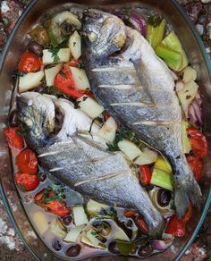 Fish in Acqua Pazza recipe