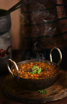 Mixed Lentil Curry : ultimate comfort food and super easy to cook