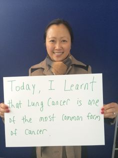 #TIL: #LungCancer is not just one disease - #WorldCancerDay #DebunkCancerMyths