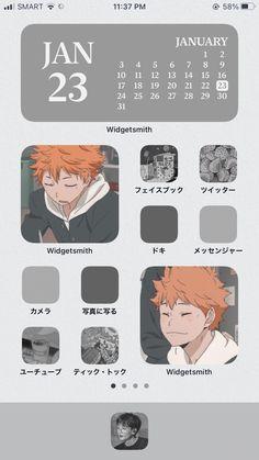 Lockscreen Ios, Iphone Wallpaper App, Anime Wallpaper Phone, Aesthetic Iphone Wallpaper, Iphone Home Screen Layout, Iphone App Layout, Iphone App Design, App Anime, Phone Themes
