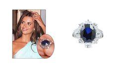 El anillo de zafiro y diamantes PENÉLOPE CRUZ, es un bello y clásico diseño, que la firma Navas Joyeros presenta inspirado en la sortija de pedida de la oscarizada actriz española que da nombre a la joya. Es un modelo basado en la joyería de sabor antiguo y en la combinación del zafiro y los diamantes.