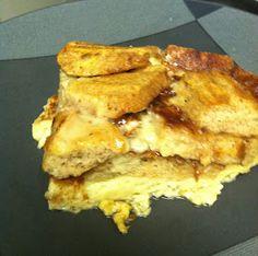 Price Conscious Paleo: Cinnamon Roll Bread Pudding