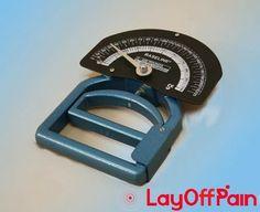 Fabrication Enterprises - 3171 - Smedley Type Hand Dynamometer