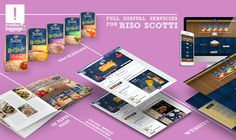 Our work for Riso Scotti Romania