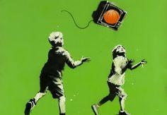 Banksy. ¿Los nuevos juegos?
