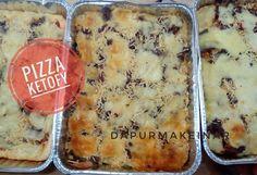 6 rectangle pizza done ! Thanks for order dears...:) #kateringketobali #ketobali #keto #pizzaketo #dapurmakeinar #ketofastosis