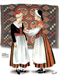 Askola Pornainen Women by Sharon Aamodt