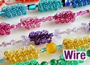40% Off All Colored Wire (Thru Monday 10:00 am CDT).  Promo code is wire (enter during checkout).